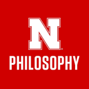lockup for UNL Department of Philosophy shows big 'N' over the name 'Department of Philosophy